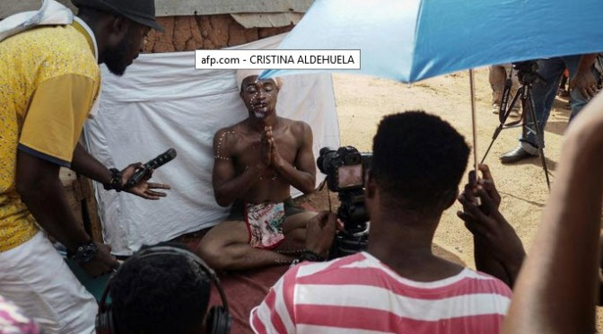 Kunawood: Actionfilme im Dutzend made in Ghana